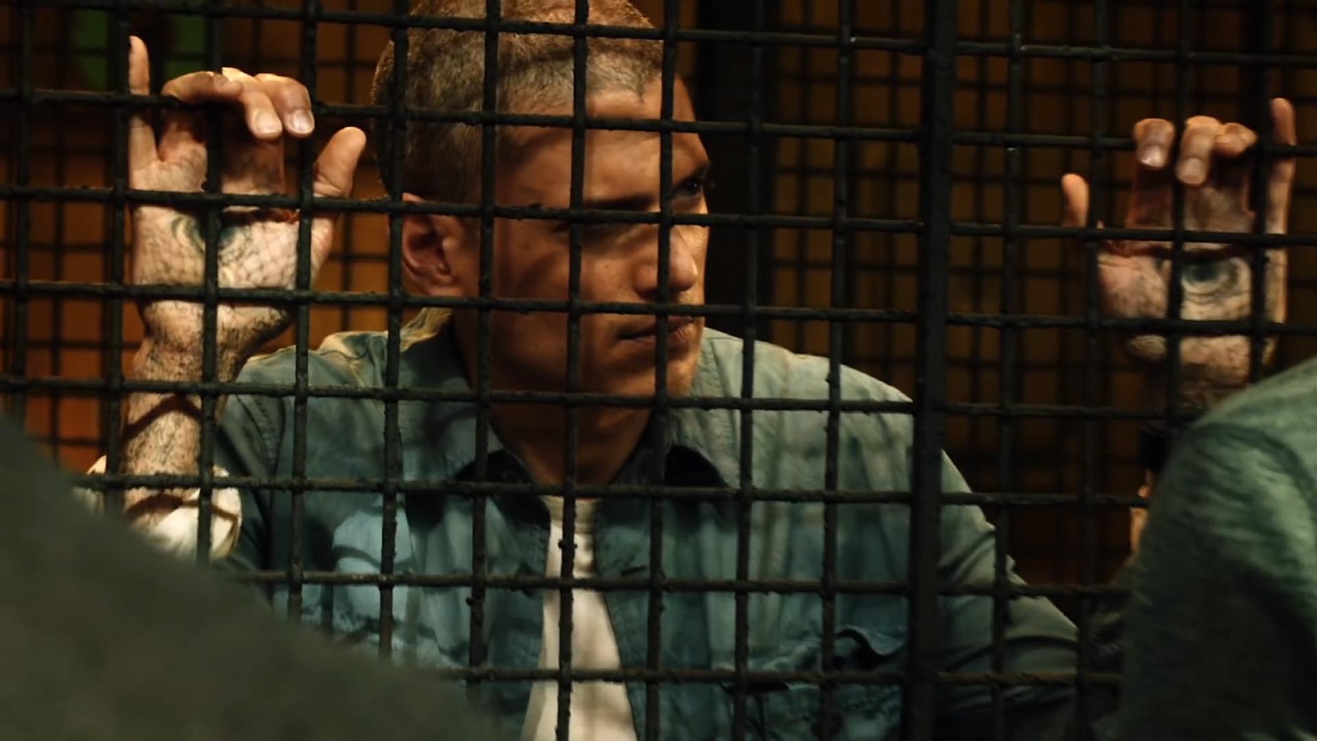Prison Break S5
