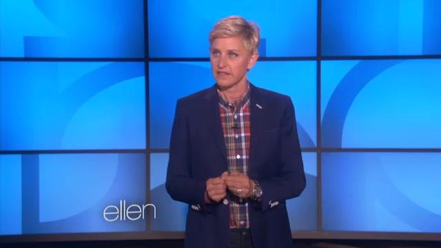 [2] Ellen show - Procrastinate