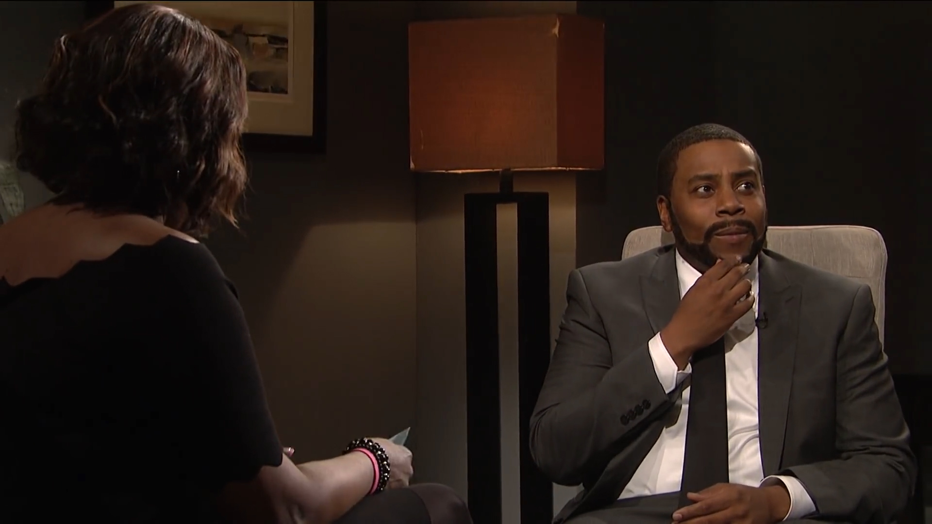 [2] R. Kelly Interview Cold Open - SNL