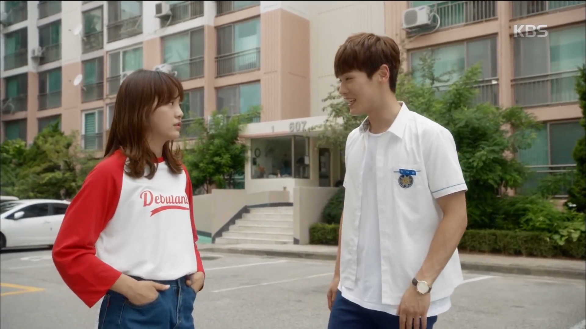 School 2017 - Jealousy