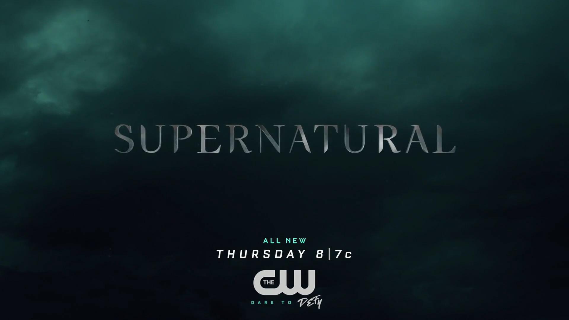 Supernatural S12
